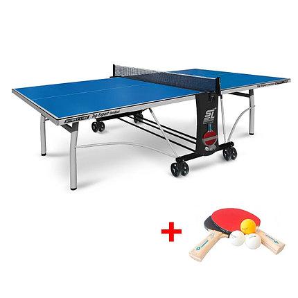 Теннисный стол Top Expert Outdoor - всепогодный топовый теннисный стол. Уникальная система складывания, фото 2
