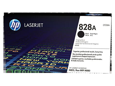 HP CF358A Барабан передачи изображений HP 828A черный, ресурс 30000 стр