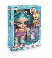 Кинди Кидс 38392 Кукла Пеппа Минт 25см. с акс. ТМ Kindi Kids