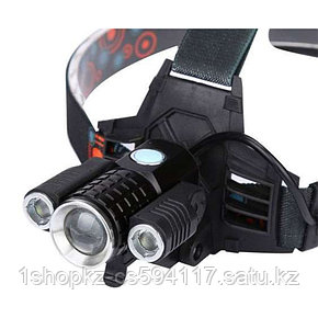 Налобный фонарь W602, фото 2