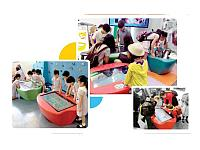 Интерактивный стол Hanshin eFUNtable FT-32