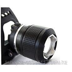 Налобный фонарь HL-900, фото 2