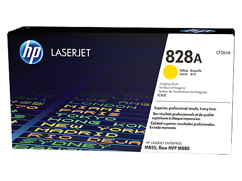HP CF364A Барабан передачи изображений HP 828A желтый, ресурс 30000 стр