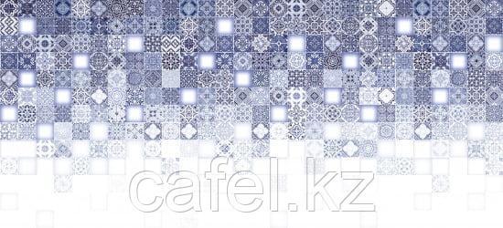 Кафель | Плитка настенная 20х44 Хаммам | Hammam многоцветный рельеф