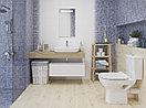 Кафель | Плитка настенная 20х44 Хаммам | Hammam голубой рельеф, фото 2