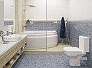 Кафель | Плитка настенная 20х44 Хаммам | Hammam голубой рельеф, фото 3
