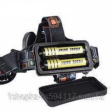 Налобный фонарь GYZ-YF-150, фото 3
