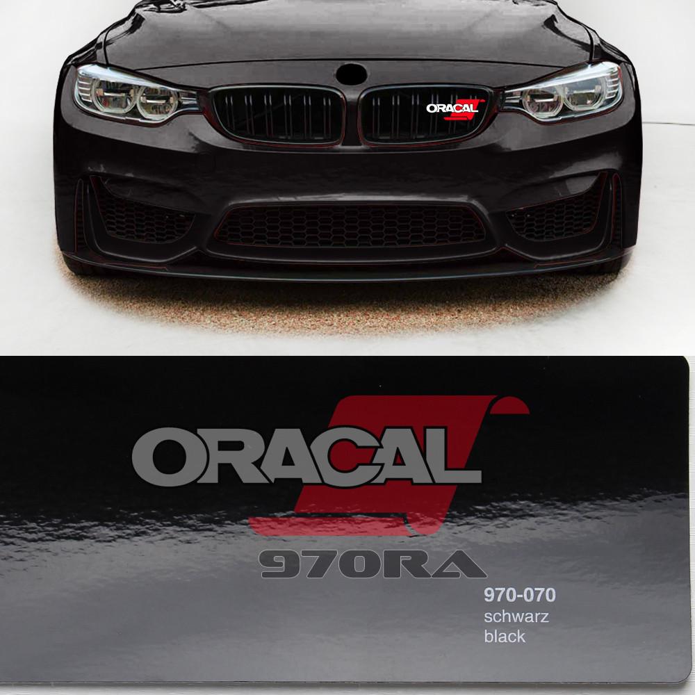 ORACAL 970 070GRA (1.52m*50m) Черный глянец