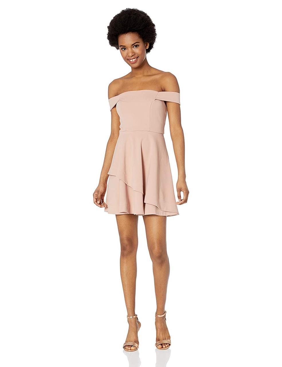 Speechless Женское платье -Т1
