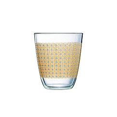 Набор стаканов NEO GALAXY GOLD 310 мл 6 шт