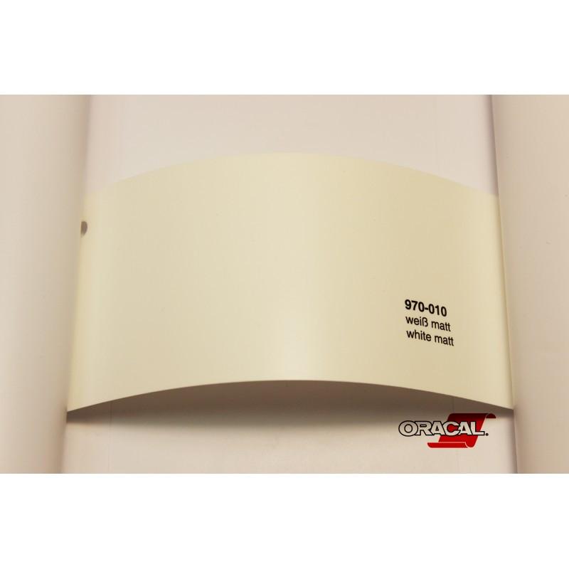 ORACAL 970 010MRA (1.52m*50m) Белый матовый