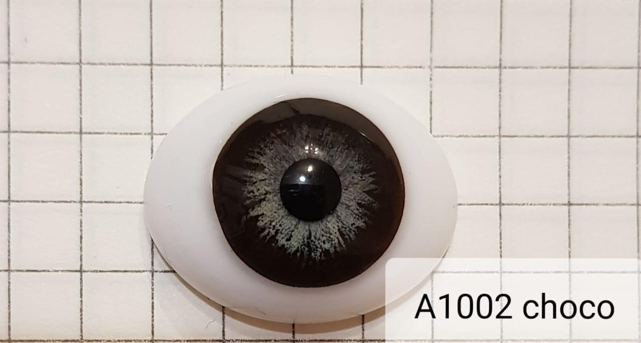 Контактные линзы A1002 Choco 0.00 - фото 6