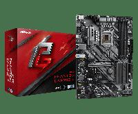 Intel 1200 Z490 ASRock 4DDR4 4SATA HDMI ATX (Z490 PHANTOM GAMING 4), фото 1