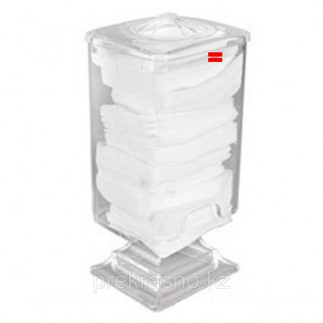 Контейнер для безворсовых салфеток квадратный