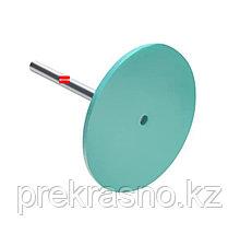 Диск педикюрный пластиковый PODODISC STALEKS PRO L со сменным файлом 180 грит 5 шт 25 мм