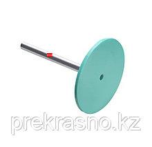 Диск педикюрный пластиковый PODODISC STALEKS PRO М со сменным файлом 180 грит 5 шт 25 мм