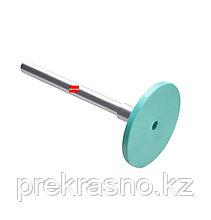 Диск педикюрный пластиковый PODODISC STALEKS PRO S со сменным файлом 180 грит 5 шт 25 мм