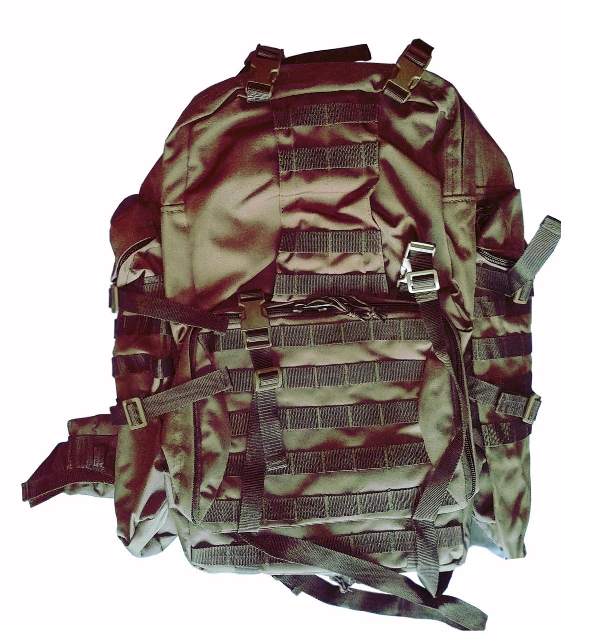 Рюкзак, каремат, спальный мешок (комплект).