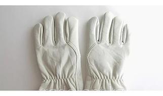 Перчатки сварочные кожа