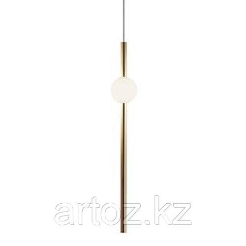 Светильник подвесной ORION TUBE Vertical (Gold)