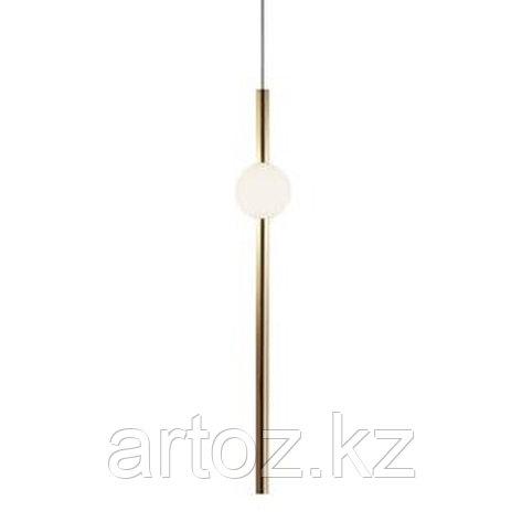 Светильник подвесной ORION TUBE Vertical (Gold), фото 2