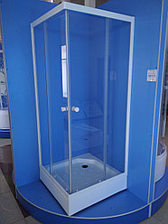 Душевая кабина Классик КВАДРАТ 800*800*1910 стекло прозрачное