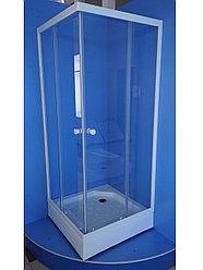 Душевая кабина Классик КВАДРАТ 900*900*1910 стекло прозрачное