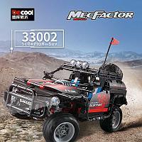 Конструктор MecFactor 33002 Внедорожник Скорпион 750 деталей