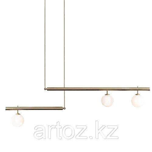 Светильник подвесной Long pendant - 3 lights