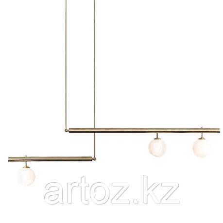 Светильник подвесной Long pendant - 3 lights, фото 2