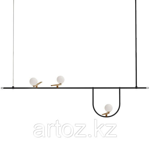 Светильник подвесной Yanzi Suspension
