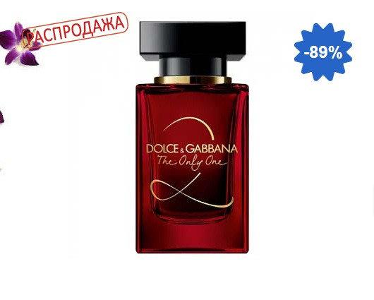 Dolce&Gabbana The Only One 2 Парфюмированная вода женская 100 ml, фото 2