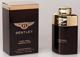 Bentley for Men Absolute 100 ml. - Туалетная вода - Мужской