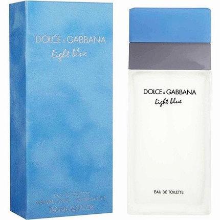 Dolce & Gabbana Light Blue 100 ml. - Туалетная вода - Женский, фото 2