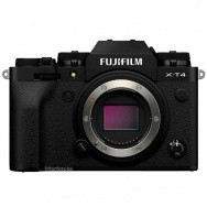 Фотоаппарат Fujifilm X-T4 Body Black