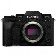 Фотоаппарат Fujifilm X-T4 Body Black, фото 1