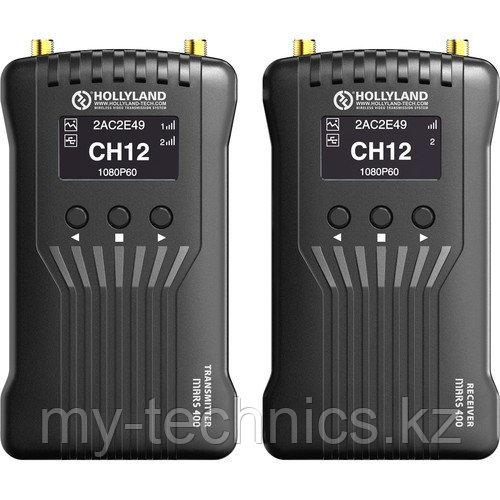 Видеосендер Hollyland Mars 400 Dual HDMI Wireless Video Transmission System