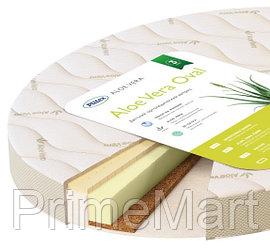 Матрац детский Plitex Aloe Vera Oval AB-18/4 125x75
