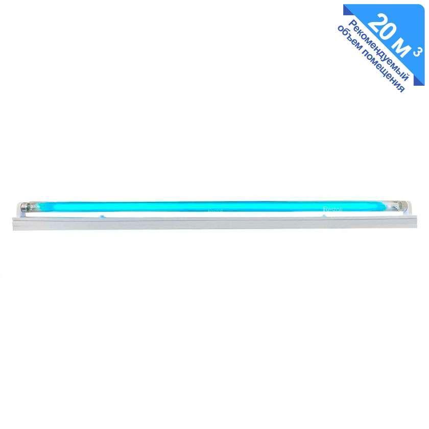 Облучатель бактерицидный настенный Оритек ОБН UV-C 75-ОЛ лампа + кабель