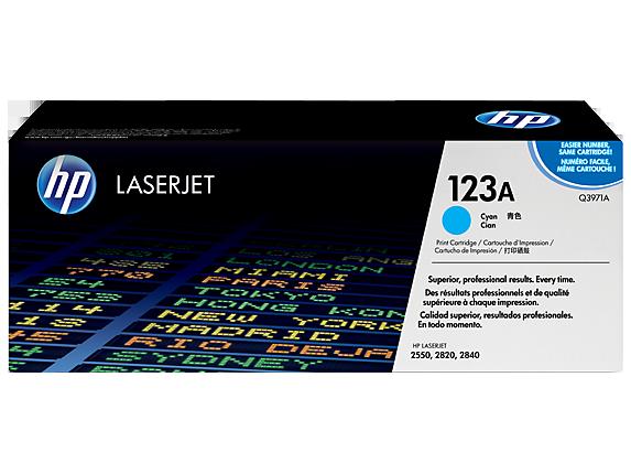 HP LaserJet Q3971A Картридж голубой