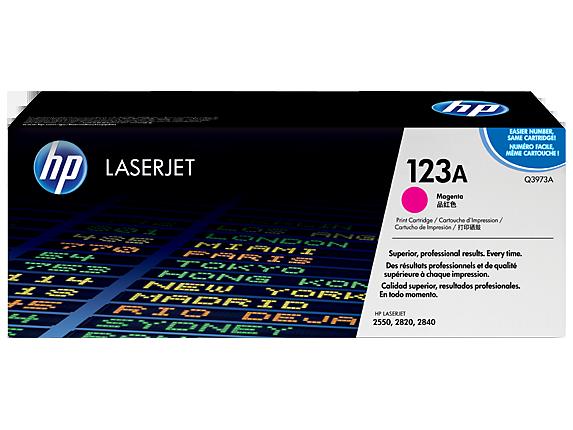 HP LaserJet Q3973A Картридж пурпурный