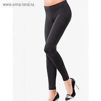 Легинсы женские, размер 48, рост 170 см, цвет black