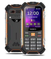 Мобильный телефон Texet TM-530R черный