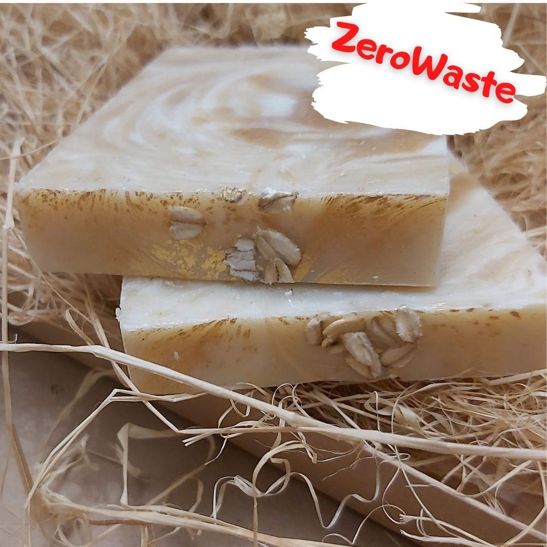 Натуральное мыло Миндаль и Овсянка