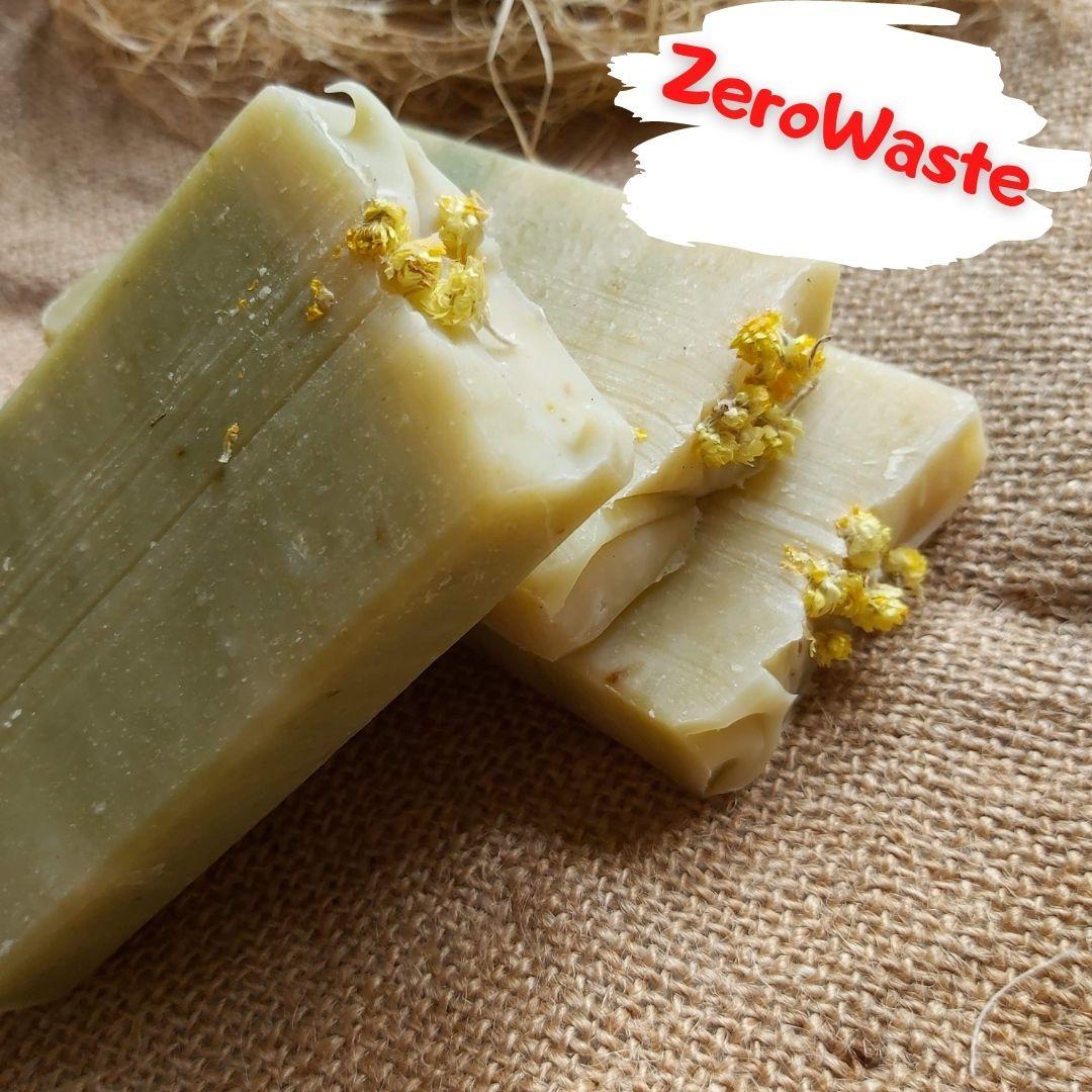 Натуральное мыло Алоэ и Огурец