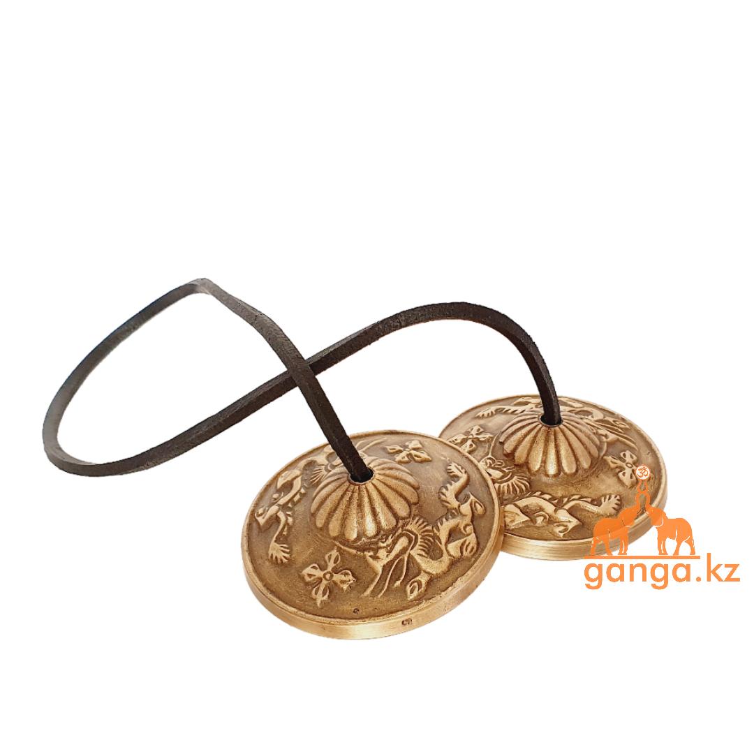 Караталы - Ударный Инструмент, диаметр - 6.5 см (Код 0149)