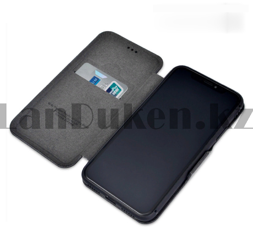 Чехол для смартфона кошелек визитница для iPhone Xs Max PULOKA BN19001 - фото 2