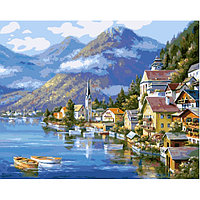 Картина по номерам GX 6936 Австрия 40*50