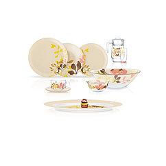 Сервиз столовый 46 пр Luminarc Simply Colchique N2305