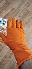 Перчатки резиновые латекс M, L, XL, товар сертифицирован, полный пакет документов., фото 2